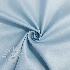 Cotton poplin blue