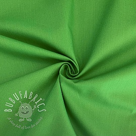 Cotton poplin light green