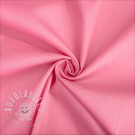 Cotton poplin light pink