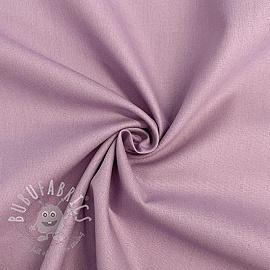 Cotton poplin lilac