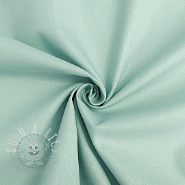 Cotton poplin mint