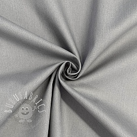 Cotton poplin rock grey