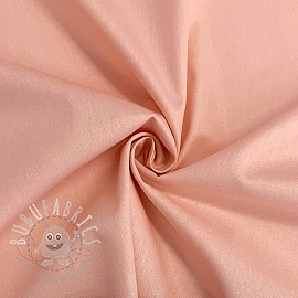 Cotton poplin rose
