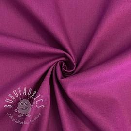 Cotton poplin violet