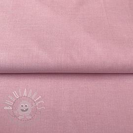 Cotton poplin Yarn dyed rosa 2ND CLASS