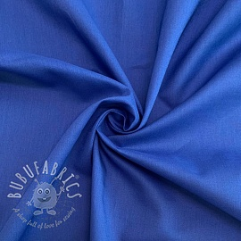 Cotton voile marine
