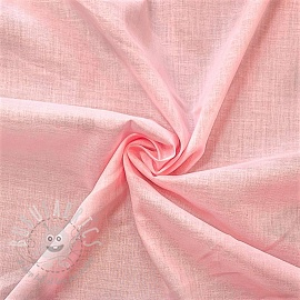 Cotton voile rose