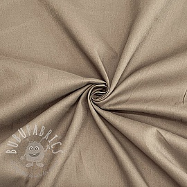 Cotton voile sand