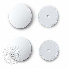 Cover buttons 15 mm