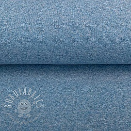 Cuff blue melange 70