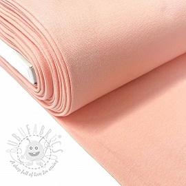 Cuff GOTS soft pink