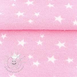Cuff Little stars light pink