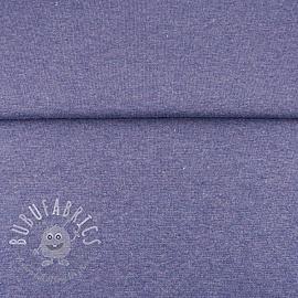 Cuff melange purple