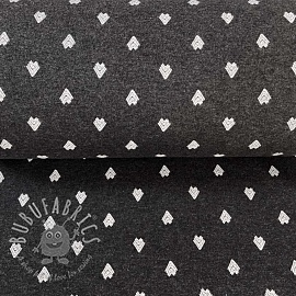 Cuff Pattern dark grey