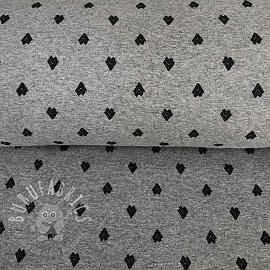 Cuff Pattern light grey