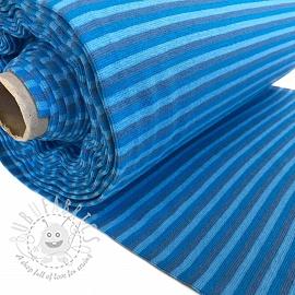 Cuff Stripe Stripe shaded old blue
