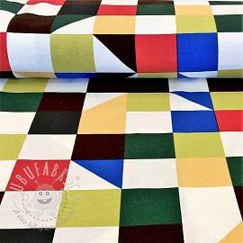 Decoration fabric Blocks