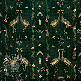 Decoration fabric Exotic Kingdom