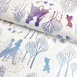 Decoration fabric Frozen Shadows digital print