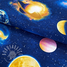 Decoration fabric Galaxy premium digital print