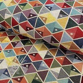 Decoration fabric GOBELIN Diamond Fish