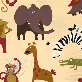 Decoration fabric Madagascar