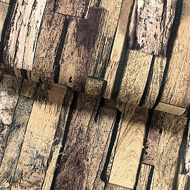 Decoration fabric Rustic woods premium