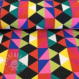Decoration fabric Triangle