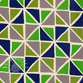 Decoration fabric Triangle SMALL