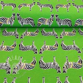 Decoration fabric Zebra