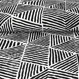 Decoration fabric Zebra print