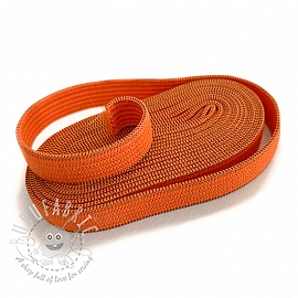 Elastic 10 mm orange 2 m Bundle