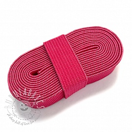 Elastic 15 mm fuchsia 2 m Bundle