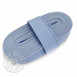 Elastic 15 mm light blue 2 m Bundle