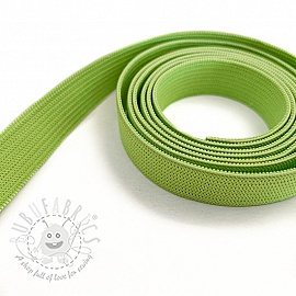 Elastic 15 mm light lime