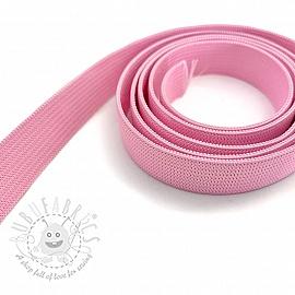 Elastic 15 mm light pink
