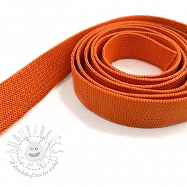 Elastic 15 mm orange