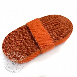 Elastic 15 mm orange 2 m Bundle