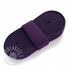 Elastic 15 mm purple 2 m Bundle