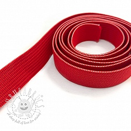 Elastic 15 mm red