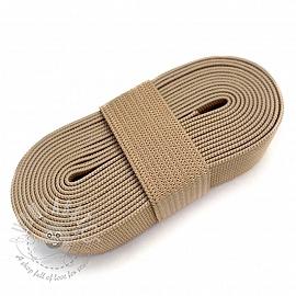 Elastic 15 mm sand 2 m Bundle