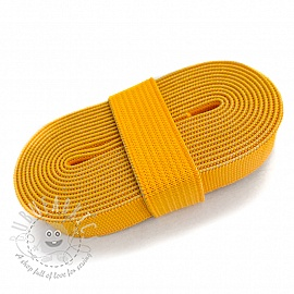 Elastic 15 mm yellow 2 m Bundle