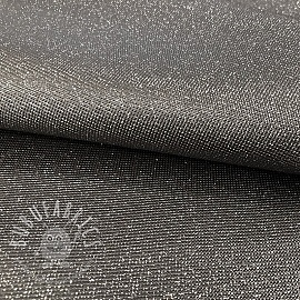 Faux leather BLING BLING anthracite