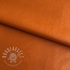 Faux leather Denise orange