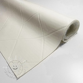Faux leather LOSAGNE blanc