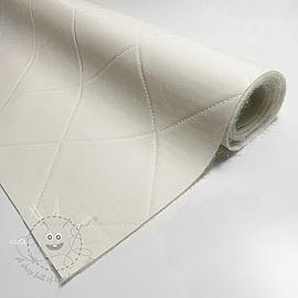 Faux leather LOSAGNE blanc