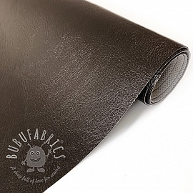 Faux leather MALTESE marron