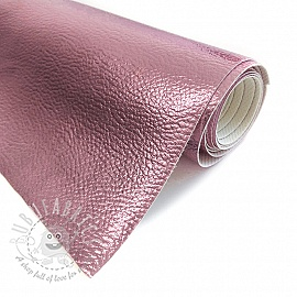 Faux leather PREMIUM pink