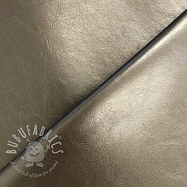 Faux leather ARTHUR platine