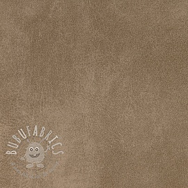 Faux leather CUIR beton
